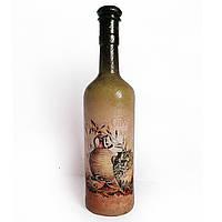 Декор кухни Бутылка декоративная подарочная для хранения масла  , фото 1