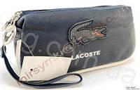 Косметичка Lacoste long dark blue