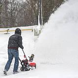 Снігоприбиральник бензиновий, 4-х тактний INTERTOOL SN-4000, фото 9