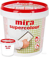 Фуга MIRA Supercolour 100 1,2 кг белый
