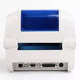 Принтер этикеток термотрансферный GP-1625T, фото 4