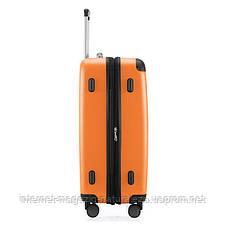 Дорожні валізи на колесах Hauptstadtkoffer Spree Midi помаранчевий, фото 2