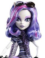 Кукла Monster High Travel Catrine DeMew Scaris City of Frights Exclusive Кетрин де Мяу Путешественницы.