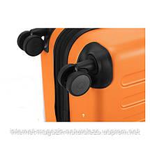 Дорожні валізи на колесах Hauptstadtkoffer Spree Midi помаранчевий, фото 3
