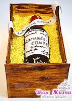 """Оригинальный подарок мужчине """"Бутылка коньяка"""""""