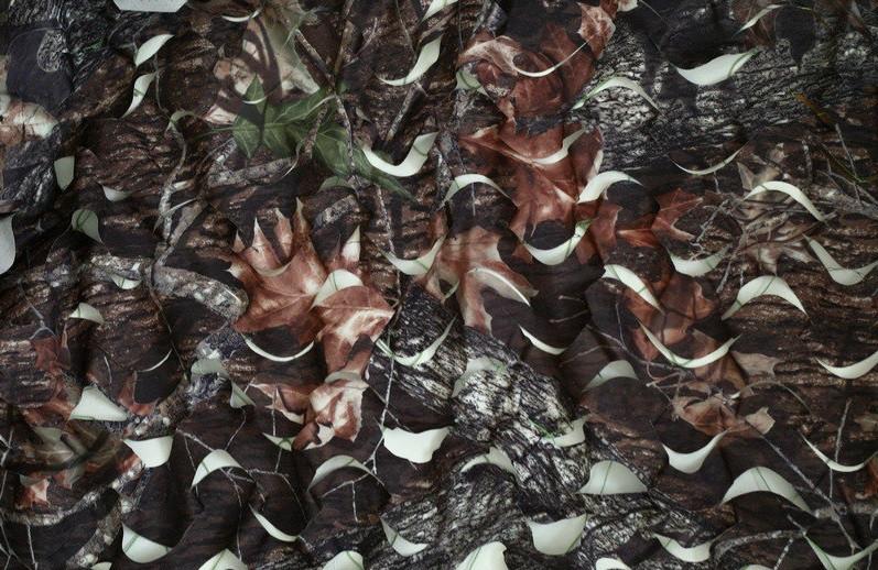 Маскировочная камуфляжная сеть размер 3х6 м, Сетка маскировочная Shelter Picnic 3*6 м.