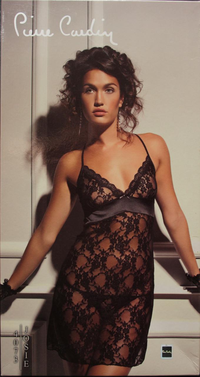 Josie ночная сорочка и трусики (стринги) Pierre Cardin