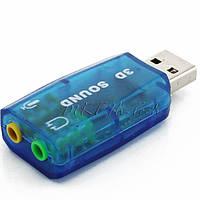 USB  Audio Sound Card 2.0 Звуковая карта