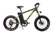 Велосипед Maxxter ALLROAD Электрический; 250W, бесщеточный; до 35км