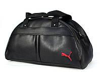 Спортивная сумка Puma логотип красный  реплика, фото 1