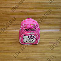 Рюкзак с бантом Hello Kitty 4 Цвета Малиновый