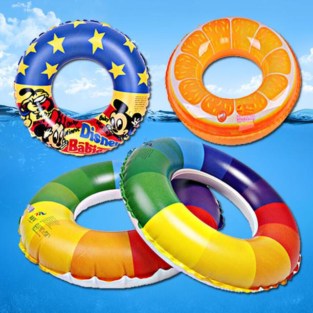 Надувные круги для плавания