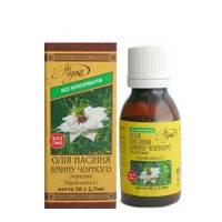 Масло семян тмина черного (чернушки),30 мл, сод.эфир. масла не менее 0,5%ЖБиопродукт