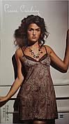 """Selena"" ночная сорочка и трусики (стринги) Pierre Cardin"