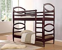 """Кровать двухъярусная """"Виктория""""  в спальню (серия Елегант)  Микс Мебель, фото 1"""