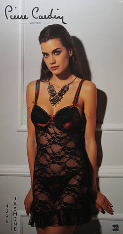 Jasmine ночная сорочка и трусики (стринги) Pierre Cardin, фото 2