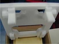 Виробництво виробів з пінополіетилену для упаковки різних виробів,