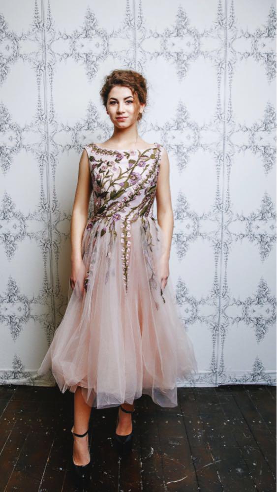 Вечірня, випускна сукня