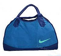 Сумка спортивная Nike, зеленый