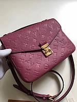 Женская сумка Louis Vuitton Metis original quality, фото 1