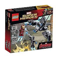 Конструктор Лего 76029 LEGO Superheroes, Железный Человек против Альтрона