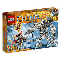 Конструктор LEGO 70223 Chima Icebite's Claw Driller, Когтистый бурильщик Айсбайта