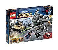 Конструктор Лего 76003 LEGO Superheroes 76003 Superman Battle of Smallville, Битва Супермена за Смоолвить