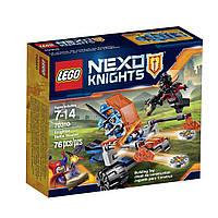 Лего Nexo Knights Рыцари Нексо 70310 Королевский боевой бластер