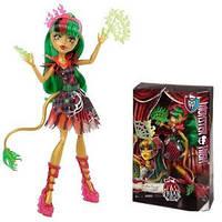 Кукла Монстер Хай Monster High Freak du Chic Jinafire Long Doll, Джинафаер Лонг Цирк.