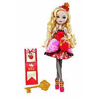Кукла Эвер Афтер Хай Эппл Уайт базовая, Ever After High Apple White Doll.