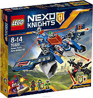 Конструктор  LEGO Nexo Knights 70320 Воздушный страйкер Аарона