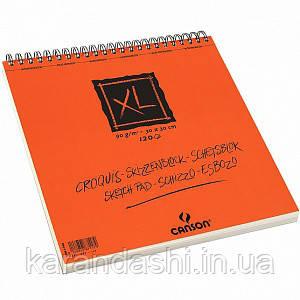 Альбом Сanson Сroquis XL, 30*30см, 90g, 120л на спирали