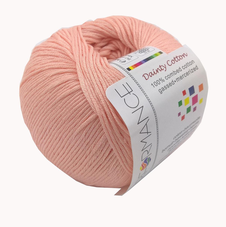 Пряжа Dainty Cotton, хлопок 100% (50г/155м) (11)
