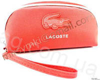 Косметичка Lacoste red