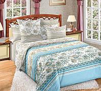 Семейный комплект постельного белья из перкали Элегия