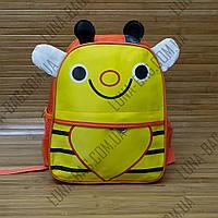 Детский рюкзак с персонажем 4 Цвета Orange Bee