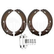 Колодки ручника (с пружинками) на MB Sprinter 906, VW Crafter 2006→ — Autotechteile — ATT4206