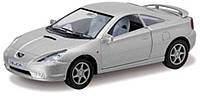"Машина металлическая Kinsmart KT5038W ""Toyota Celica"", фото 1"