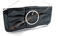 Клатч женский hermes butterfly black