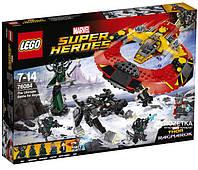 Конструктор Лего LEGO 76084 Решающая битва за Асгард Lego Super Heroes