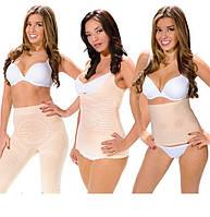 Корректирующее белье  Fir Slim - утягивающие шорты + майка + пояс для похудения (размер ХL), фото 1