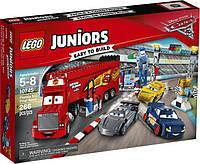 """Конструктор LEGO Juniors 10745 Финальный заезд гонки """"Флорида 500"""""""