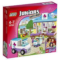 Конструктор 10728 LEGO Juniors Ветеринарная клиника Мии