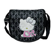 Сумка Hello Kitty Glamor 3 Цвета Черный