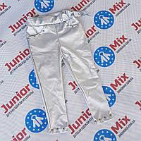 Детские лосины из кожзама для девочек оптом Bellisimo moda, фото 1