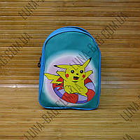 Детский рюкзак Pikachu Big 3 Цвета Голубой