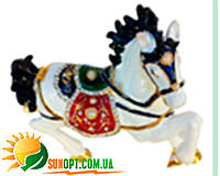 """Шкатулка ювелирная """"Лошадь"""" QF4565"""