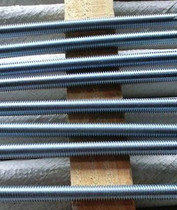 Шпилька резьбовая М42 DIN 975 класс прочности 8.8, фото 2