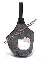 Сумка Hello Kitty black diamond