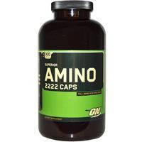 Супер Амино 2222, Optimum Nutrition, 300 капсул
